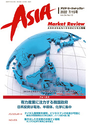 ASIA MARKET REVIEW(アジア・マーケットレヴュー)